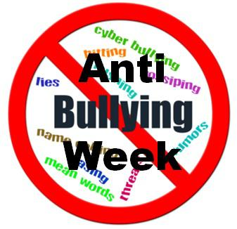 Anti Bullying Week at St. Emily